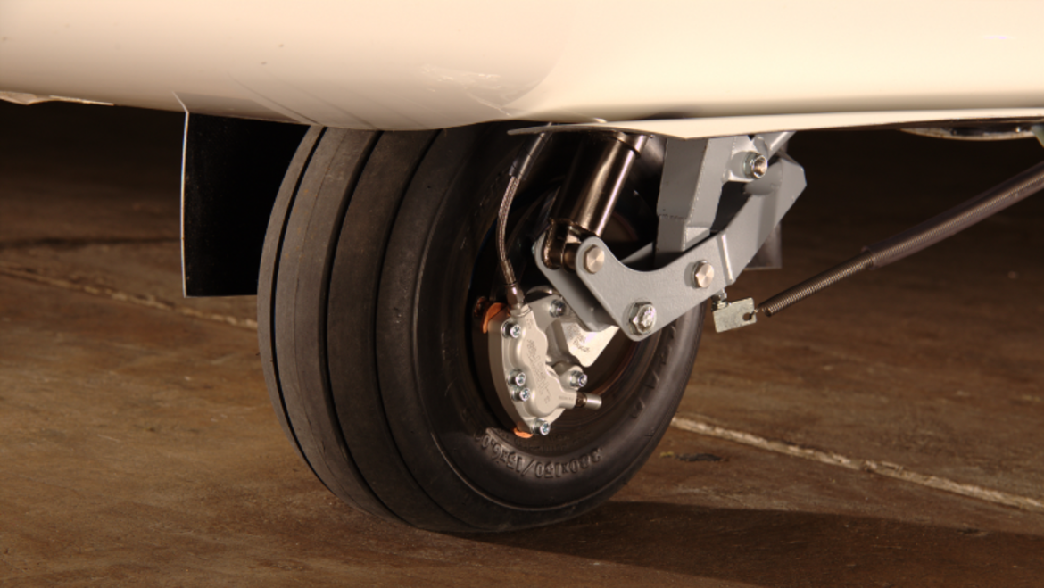 Electrical landing gear